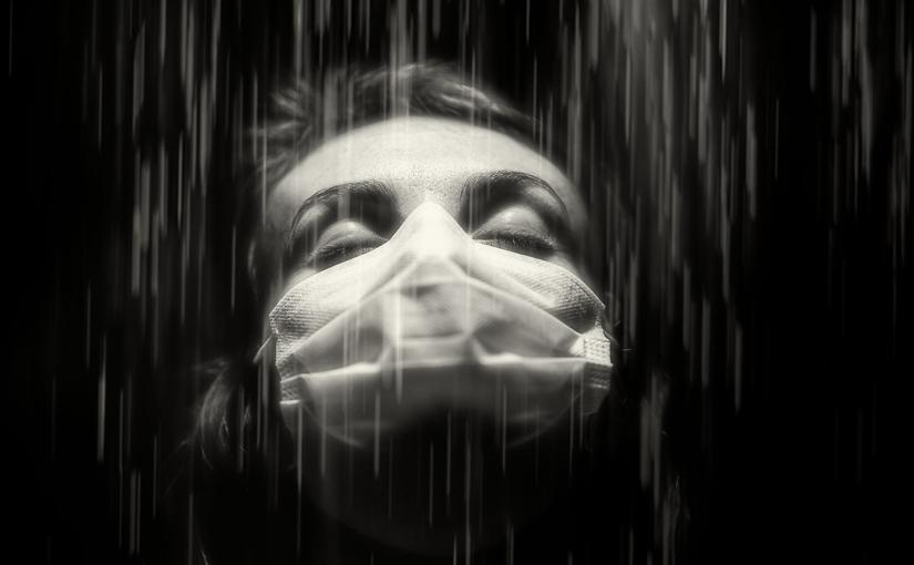常にマスクで身体がつらい